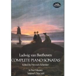COMPLETE PIANO SONATAS VOL. 1 ЛУДВИГ ВАН БЕТОВЕН СОНАТИ ЗА ПИАНО