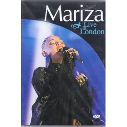 МАРИСА НА ЖИВО В ЛОНДОН MARIZA  LIVE IN LONDON DVD