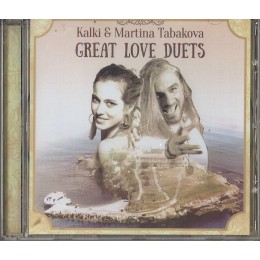 МАРТИНА ТАБАКОВА И КАЛКИ GREAT LOVE DUETS ЛЮБОВНИ ДУЕТИ