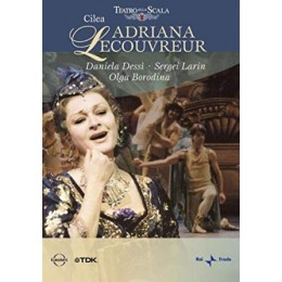 CILEA - ADRIANA LECOUVREUR / TDK