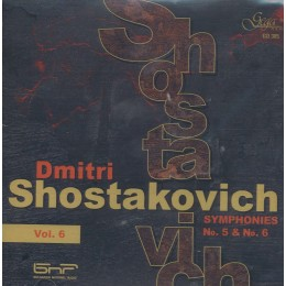 ШОСТАКОВИЧ СИМФОНИИ VOL.6