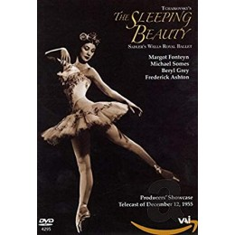 DVD/TCHAIKOVSKY - THE SLEEPING BEAUTY