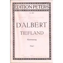 D`ALBERT - TIEFLAND