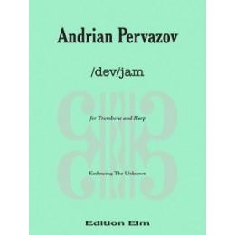 АНДРИАН ПЕРВАЗОВ ЗА ТРОМБОН И АРФА ЕЛМ 203