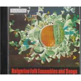 Bulgarian Folk Ensembles and Songs